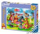 Dwp la festa di winnie puzzle