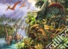 Mondo preistorico puzzle