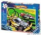 Mhw hot wheels in viaggio (6+ anni) puzzle