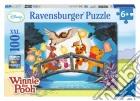 Puzzle super 100 pz - dwp sfilata delle lanterne puzzle
