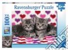 Puzzle XXL 100 Pz - Gattini puzzle