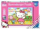 Puzzle super 100 pz - hky hello kitty puzzle