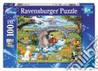 Gli amici animali puzzle