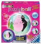 3d puzzle lampada notturna 108 pz. - brb  barbapapa