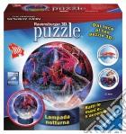 3d puzzle lampada notturna 108 pz. - spi  spiderman puzzle