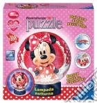 3d puzzle lampada notturna 108 pz. - dmm  minnie mouse puzzle