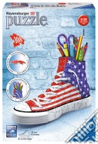 Ravensburger 12549 - Girly Girl - Sneaker Flag - Puzzle Portapenne 108 Pz puzzle