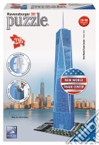 Ravensburger 12562 - Puzzle 3D - Freedom Tower puzzle