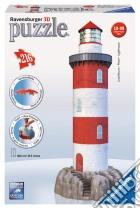 Ravensburger 12565 - Puzzle 3D - Faro Sulla Roccia puzzle
