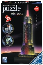 Ravensburger 12566 - Puzzle 3D Night Edition - Empire State Building Con Luce puzzle