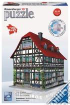 Ravensburger 12572 - Puzzle 3D - Casa Medioevale puzzle