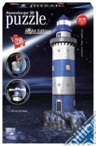 Ravensburger 12577 - Puzzle 3D Night Edition - Faro Con Luce puzzle