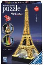 Ravensburger 12579 - Puzzle 3D Night Edition - Tour Eiffel Con Luce puzzle