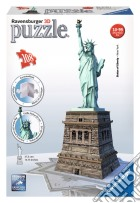 Ravensburger 12584 - Puzzle 3D - Statua Della Liberta' puzzle