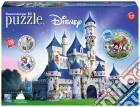 Puzzle 3D Maxi - Disney Fantasy Castle 216 Pz puzzle