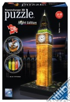 Ravensburger 12588 - Puzzle 3D Night Edition - Big Ben Con Luce puzzle