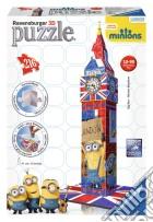 Ravensburger 12589 - Puzzle 3D - Minions - Big Ben puzzle