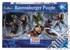 Puzzle super 200 pz - La squadra degli Avengers