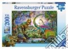 Ravensburger 12718 - Puzzle XXL 200 Pz - Nel Regno Dei Giganti puzzle