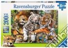 Ravensburger 12721 - Puzzle XXL 200 Pz - Grandi Felini puzzle