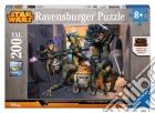 Ravensburger 12809 - Puzzle XXL 200 Pz - Star Wars - Rebels puzzle