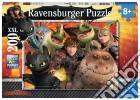 Ravensburger 12812 - Puzzle XXL 200 Pz - Dragons puzzle