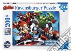 Ravensburger 12814 - Puzzle XXL 200 Pz - Avengers puzzle
