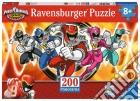 Ravensburger 12822 - Puzzle XXL 200 Pz - Power Rangers puzzle