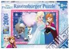 Ravensburger 12826 - Puzzle XXL 200 Pz - Frozen - Affetto Tra Sorelle puzzle