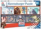 Ravensburger 12834 - Puzzle XXL 200 Pz - Secret Life Of Pets - Panorama puzzle