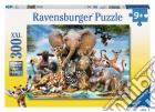 Puzzle 300 pz - cuccioli d'africa