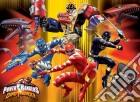 Dpw: power rangers  puzzle