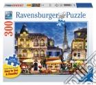 Puzzle 300 - 500 pz giant easy to see  - parigi vintage