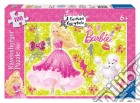 Mbr barbie glitter (6+ anni) puzzle
