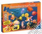 Affascinante mondo subacqueo - Puzzle 3d + occhialini puzzle