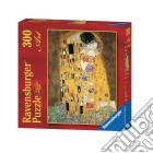 Ravensburger 14003 - Puzzle 300 Pz - Arte - Klimt - Il Bacio puzzle