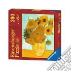 Ravensburger 14006 - Puzzle 300 Pz - Arte - Van Gogh - Vaso Di Girasoli puzzle