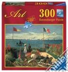 Monet: terrazza a sainte adrese puzzle