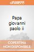 Papa giovanni paolo ii puzzle