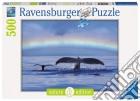 Ravensburger 14664 - Puzzle 500 Pz - Balene Nell'Oceano puzzle
