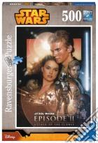 Ravensburger 14666 - Puzzle 500 Pz - Star Wars - Episodio II puzzle