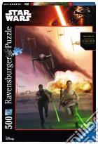 Ravensburger 14667 - Puzzle 500 Pz - Star Wars - Episodio VII - Fuga puzzle