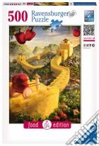 Ravensburger 14679 - Puzzle 500 Pz - La Grande Muraglia Di Ananas puzzle