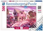 Ravensburger 14680 - Puzzle 500 Pz - Candy Cottage puzzle
