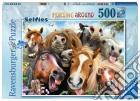 Ravensburger 14695 - Puzzle 500 Pz - Selfie In Fattoria puzzle