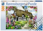 Ravensburger 14709 - Puzzle 500 Pz - English Cottage puzzle
