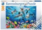 Ravensburger 14710 - Puzzle 500 Pz - Delfini puzzle