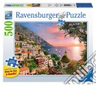 Puzzle 300 - 500 pz giant easy to see  - positano