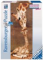 Puzzle 1000 pz - panorama: giraffe