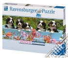 Puzzle 1000 pz - panorama: bovari bernesi puzzle